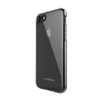motomo iPhone7INO TPU CLEAR ブラック MT8925i7